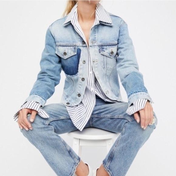 Levi's Jackets & Blazers - NEW Levi's Made & Crafted Denim Jean Jacket XS
